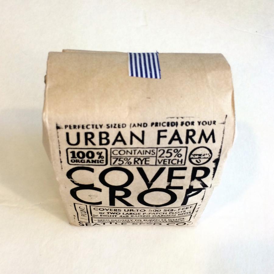 1 lb cover crop.