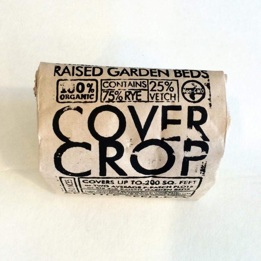 1/2 lb cover crop