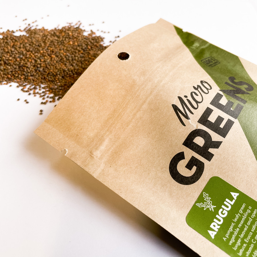 Arugula for Microgreens