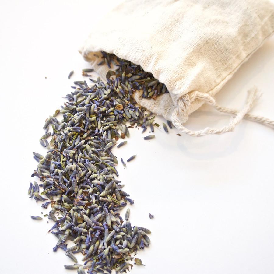 Organic Lavender Sachet