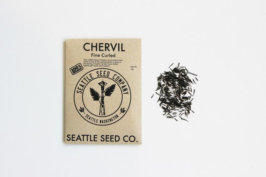 Chervil - Fine Curled