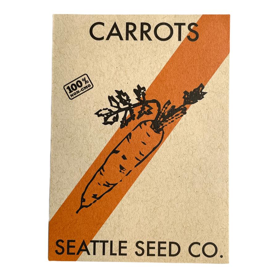 Carrots - Chantenay Red Core