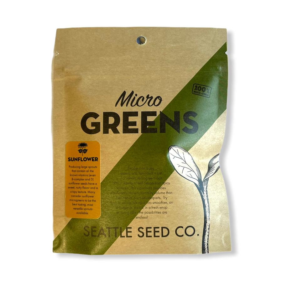 Sunflower for Microgreens