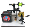 Fully used for 2 automatic motors to help for spinning, casting, conventional, fly reels winding and releasing the line.