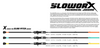 FEED Slow Worx Slow Jigging X Series