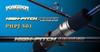 Evergreen Rod Baitcast Poseidon High Pitch Jerker