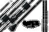 SFC RAPIER Full Carbon Solid Rod