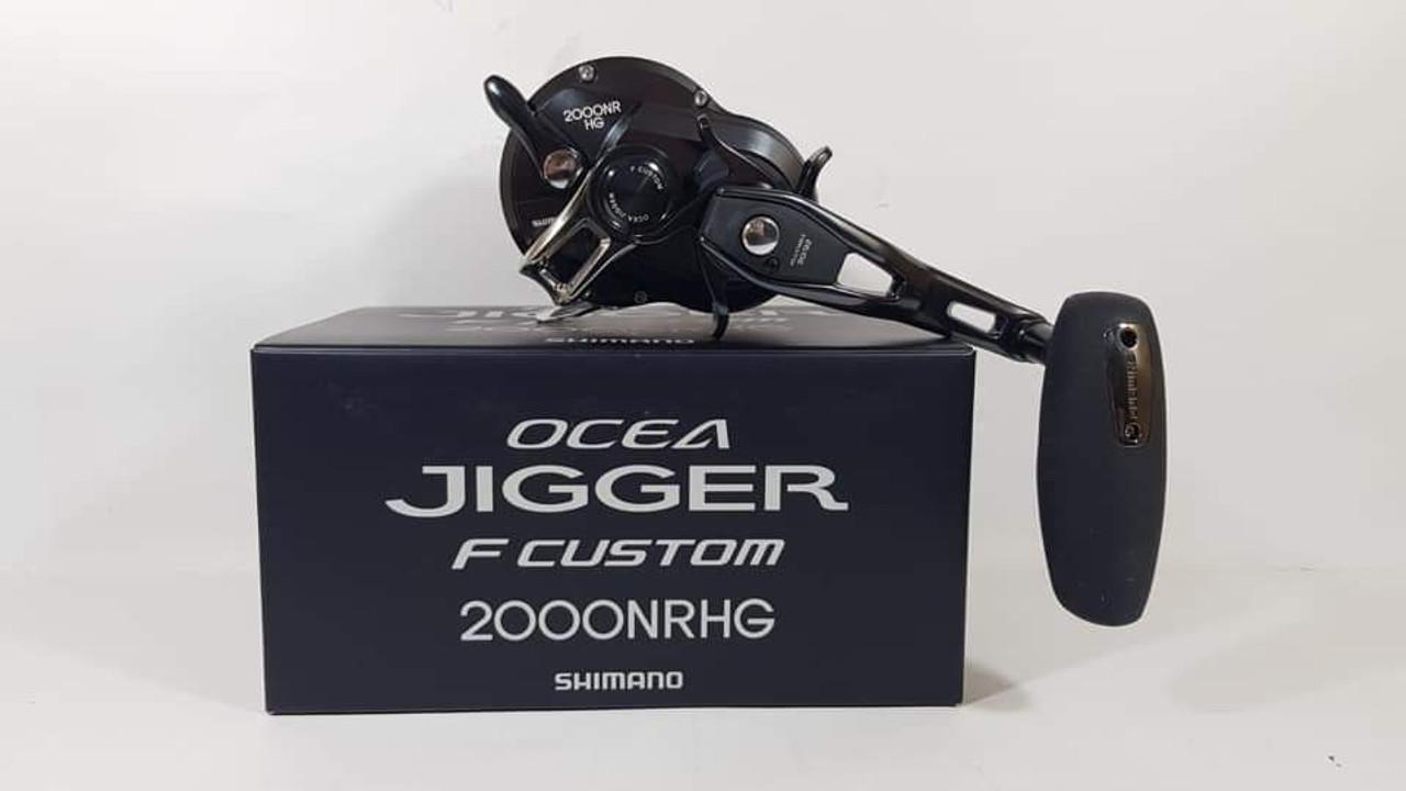 Shimano 2019 Ocea Jigger F Custom Japan