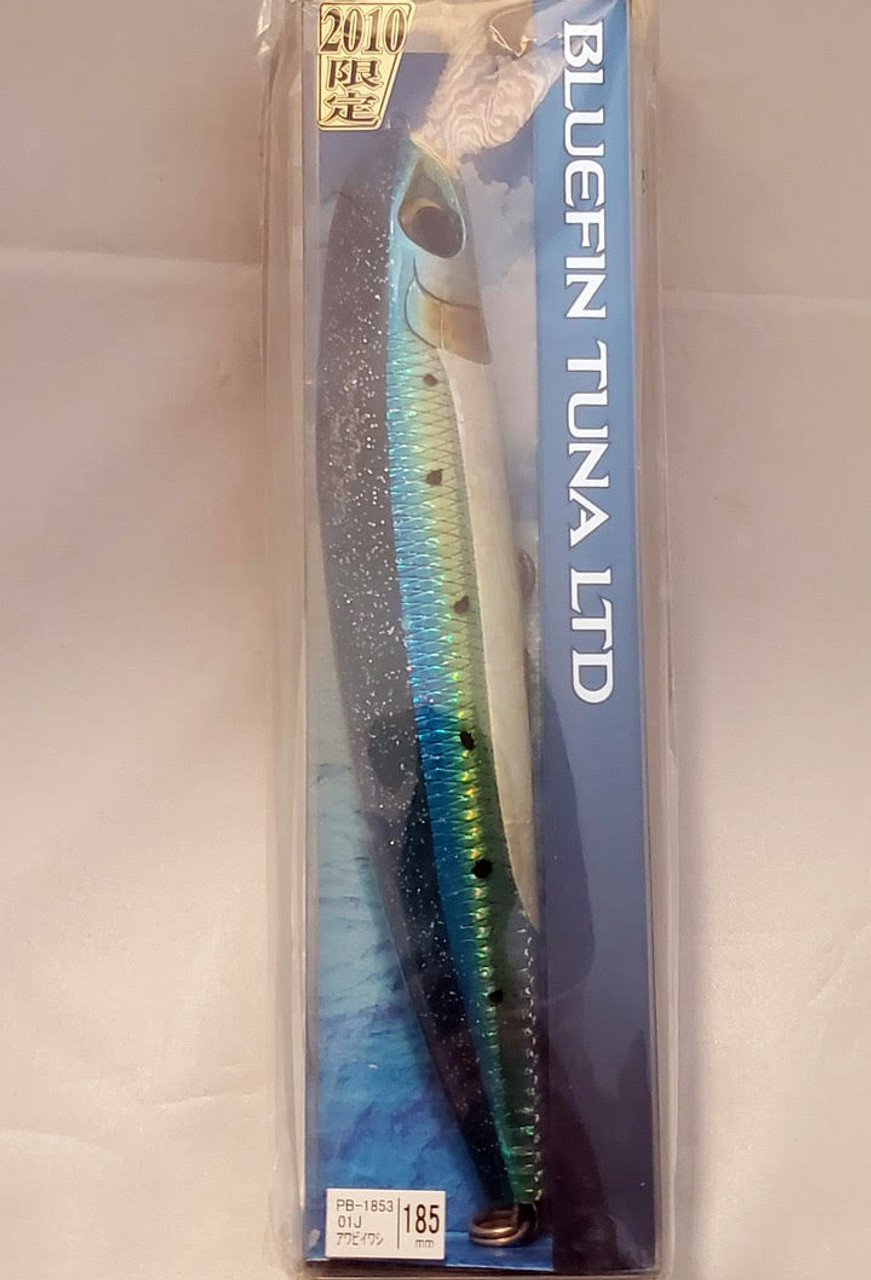 2010 Bluefin Limited Edition with real abalone shell