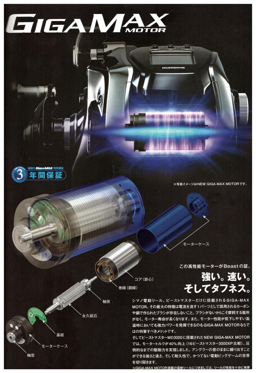 Shimano BeastMaster Electric