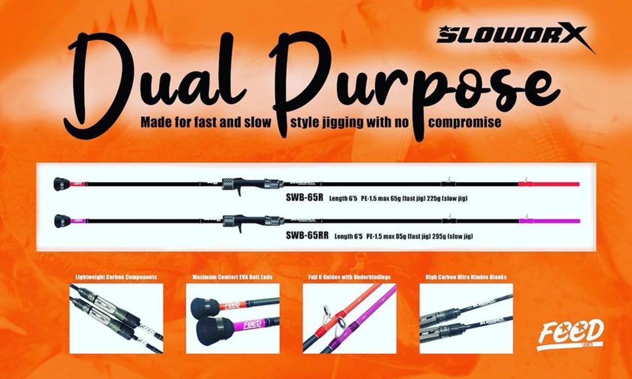 FEED Slow Worx Dual Purpose Series