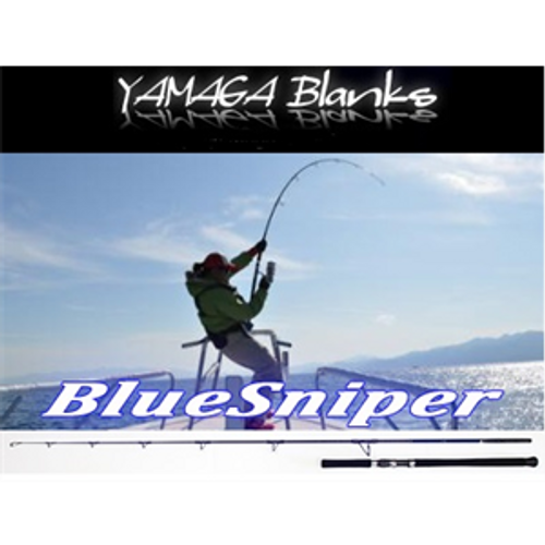 Yamaga Blanks Blue Sniper