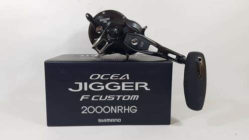 Shimano Ocea Jigger F Custom Japan JDM Product