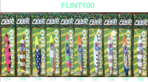Flint 70, 100 and 150