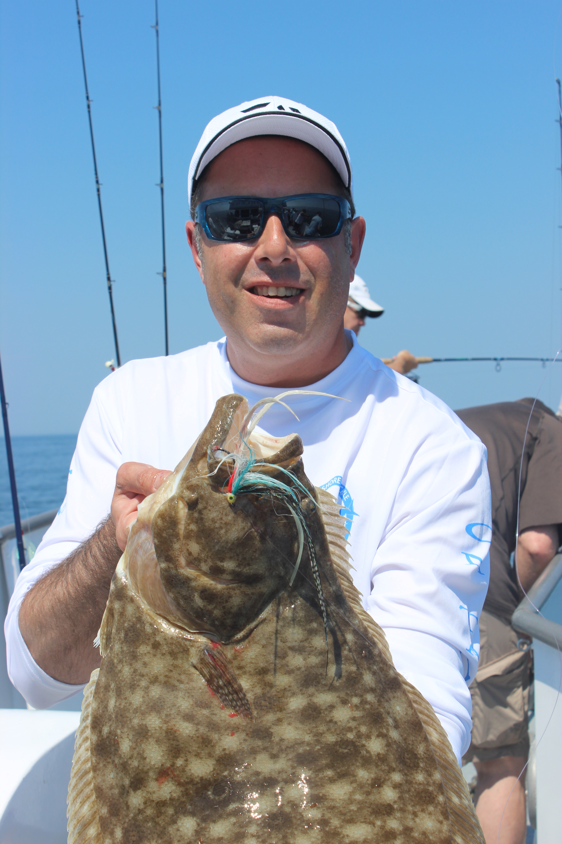 """Why I prefer a """"Slow Pitch"""" Rod for Flounder Fishing and why you should consider owning one"""