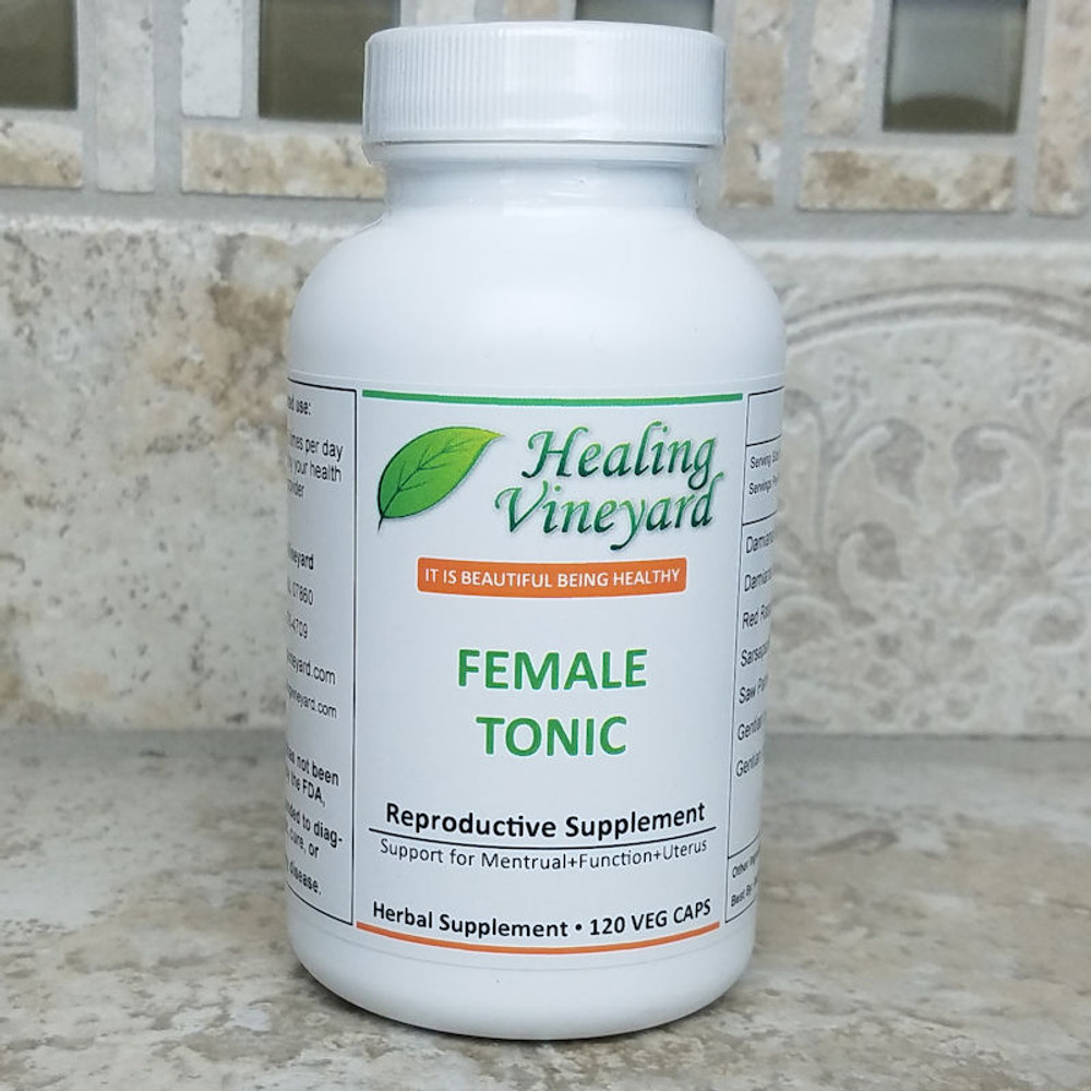 Female reproductive health supplement