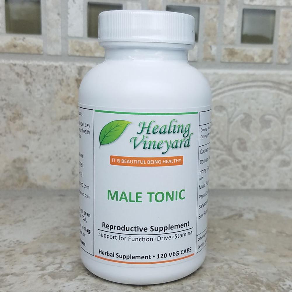 Male reproductive health tonic