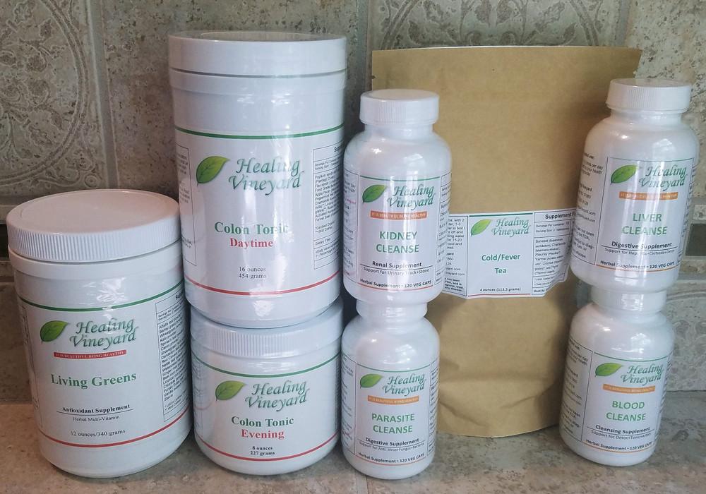 Herbal Cleansing Kit
