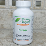 Energy adaptogen balancing ginseng supplement