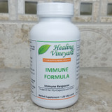 Immune building protective herbal supplement