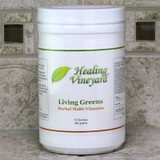 Living Greens chlorophyll supplement