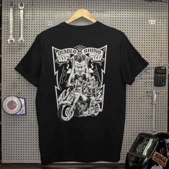 Cópia de T-Shirt Diablo Rhino