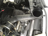 Remove intake pipe