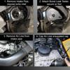 BMW 335 / 435 (N55) F30 F31 F32 F33 F34 - BOOST LEAK TESTER KIT Billet Aluminum