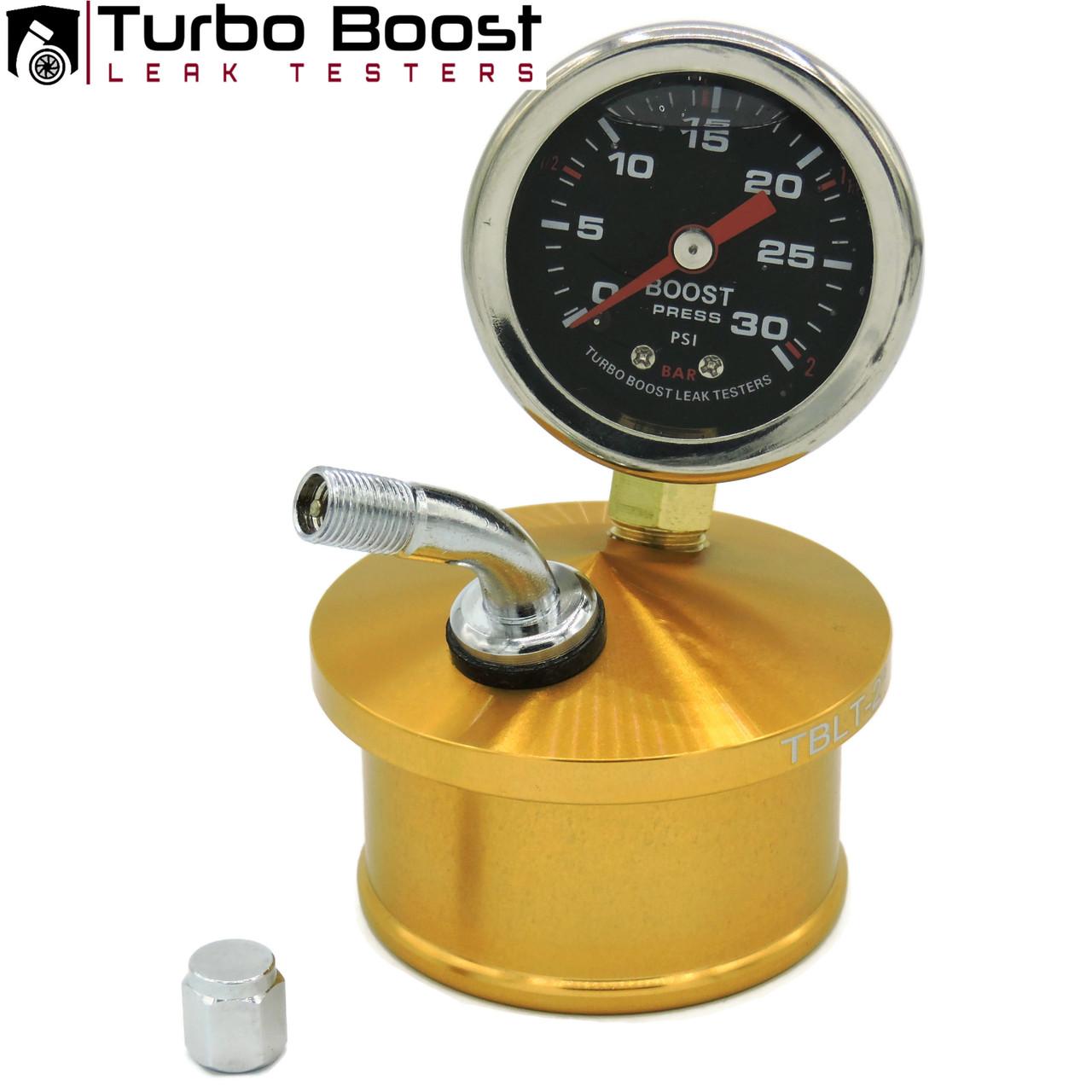 "BMW 335 (N55) 3.0L Single Turbo ""Twin Power"" - Boost Leak Tester Billet Aluminum"