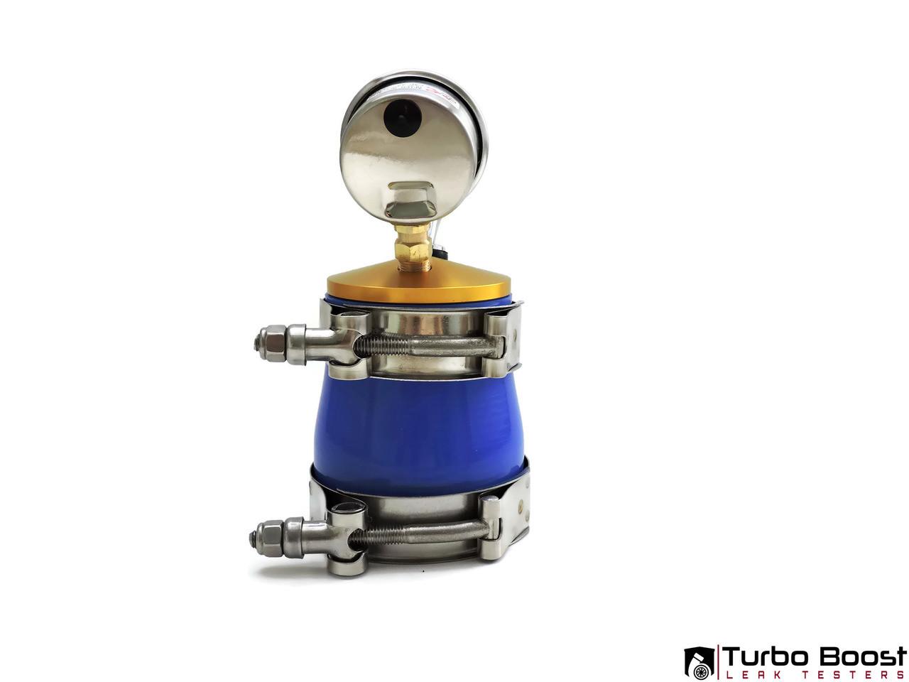 "Shop Kit - Small Frame Turbos 2"", 2.25"", 2.5"", 2.75"" - BILLET 6061 Aluminum - Universal Shop Boost Leak Tester Kit"