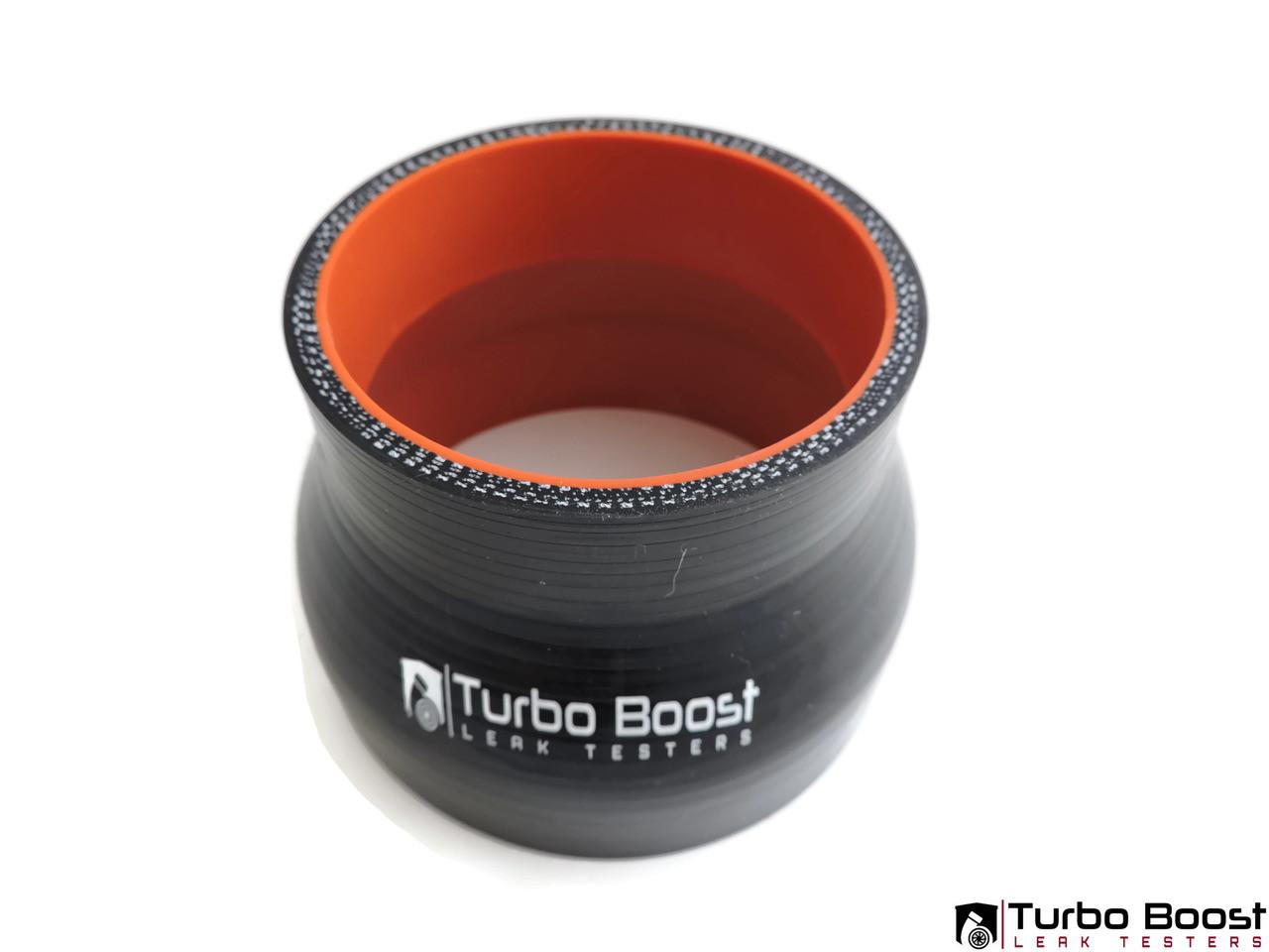 """3.75"""" Inch - Universal Boost Leak Tester Kit - BILLET Aluminum"""
