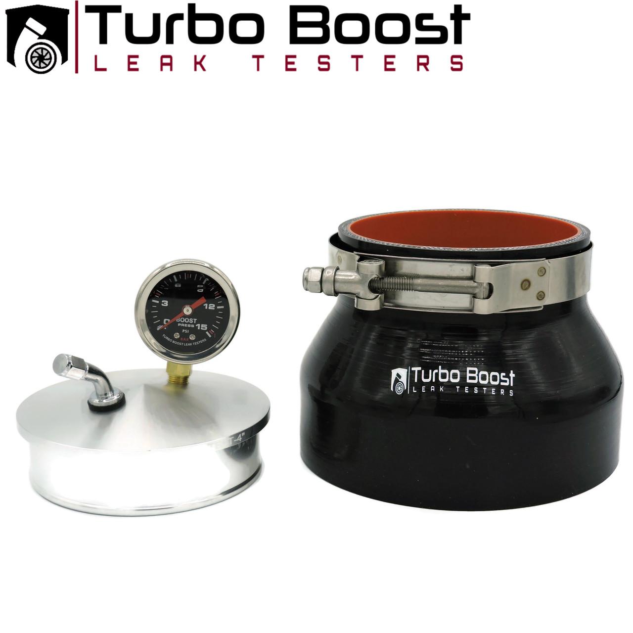 "5.5"" Pro-Kit Turbo Boost Leak Tester - Billet 6061 Aluminum"