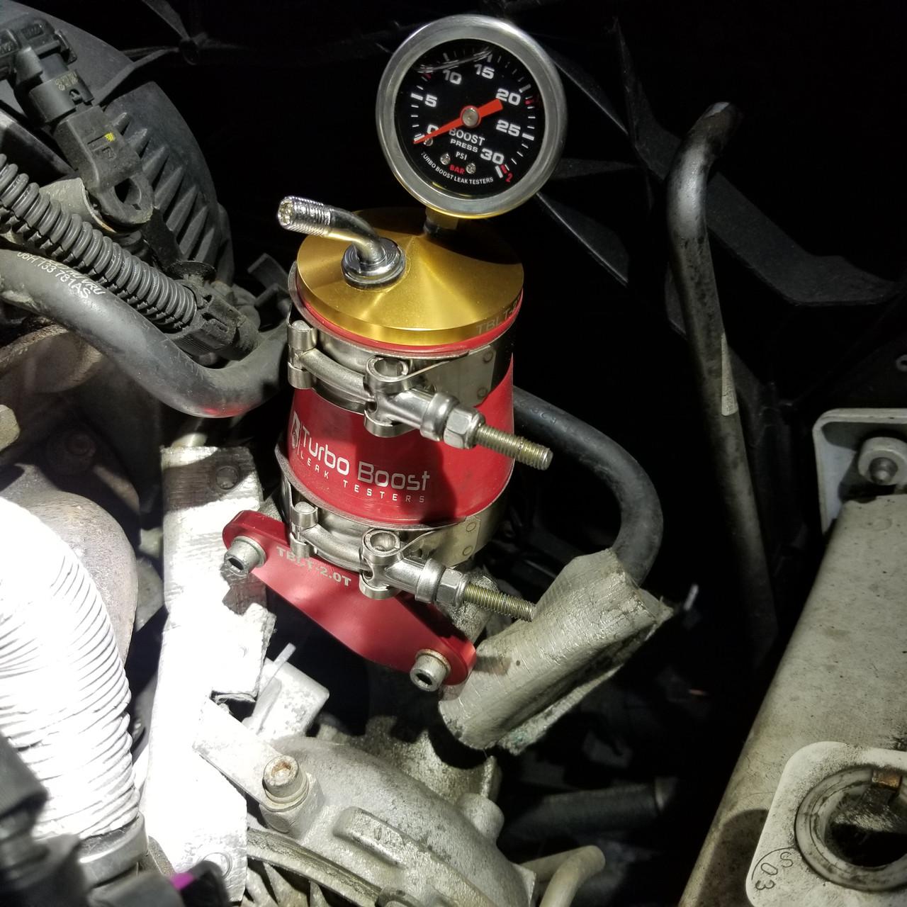PCV Return CAP for Ea888 VW & Audi 2.0T Turbo - Billet Aluminum w/ o-ring