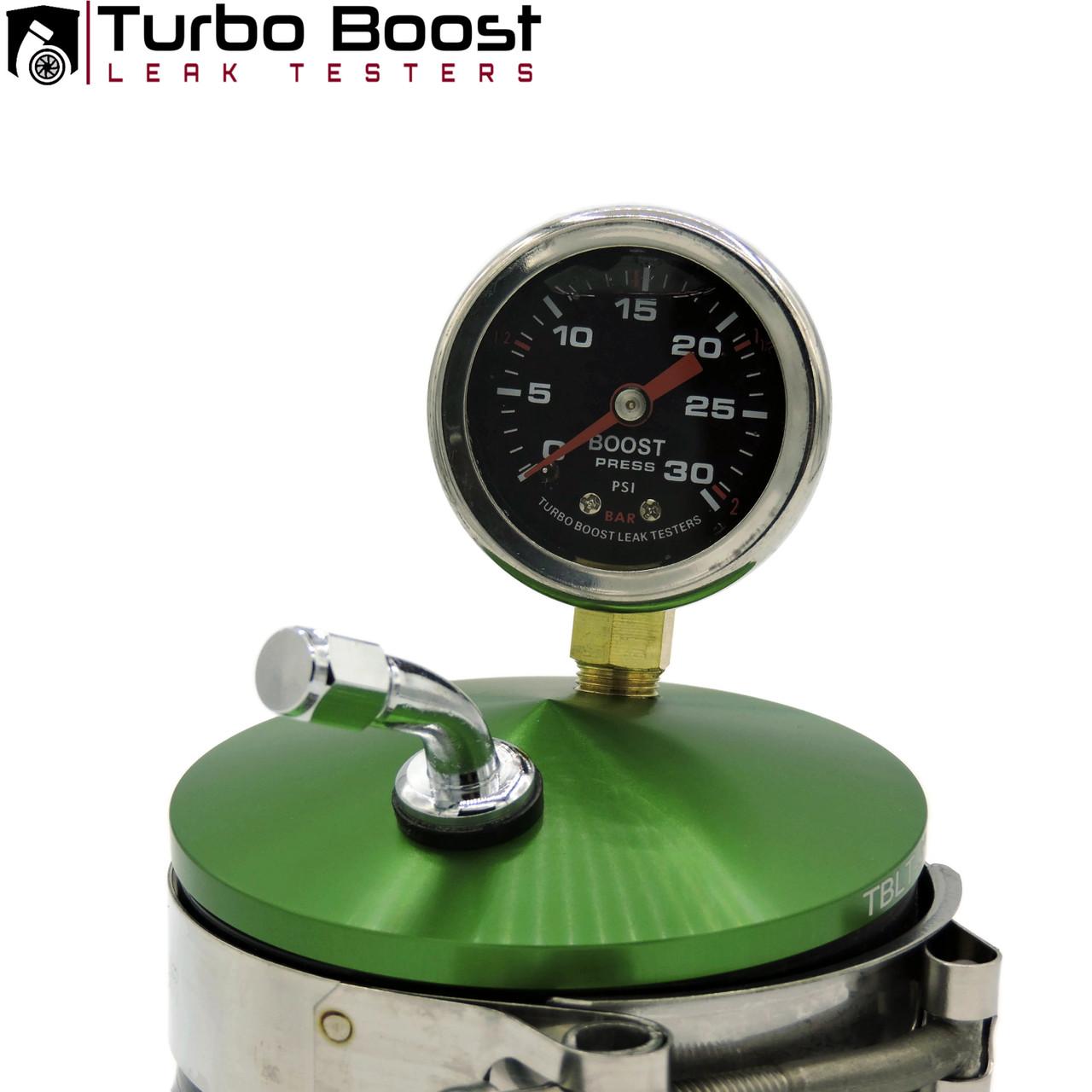 """4"""" Inch - Universal Boost Leak Tester Kit - BILLET Aluminum"""