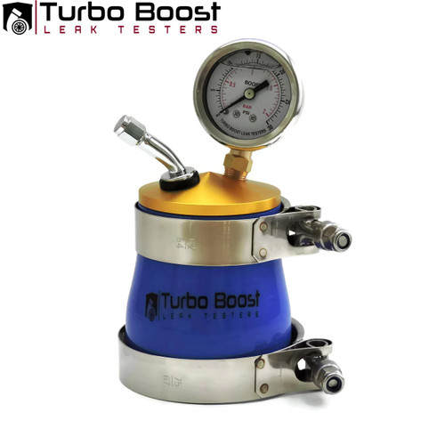 Turbo Boost Leak tester for your Ecoboost 2.3L Turbo Charged engine