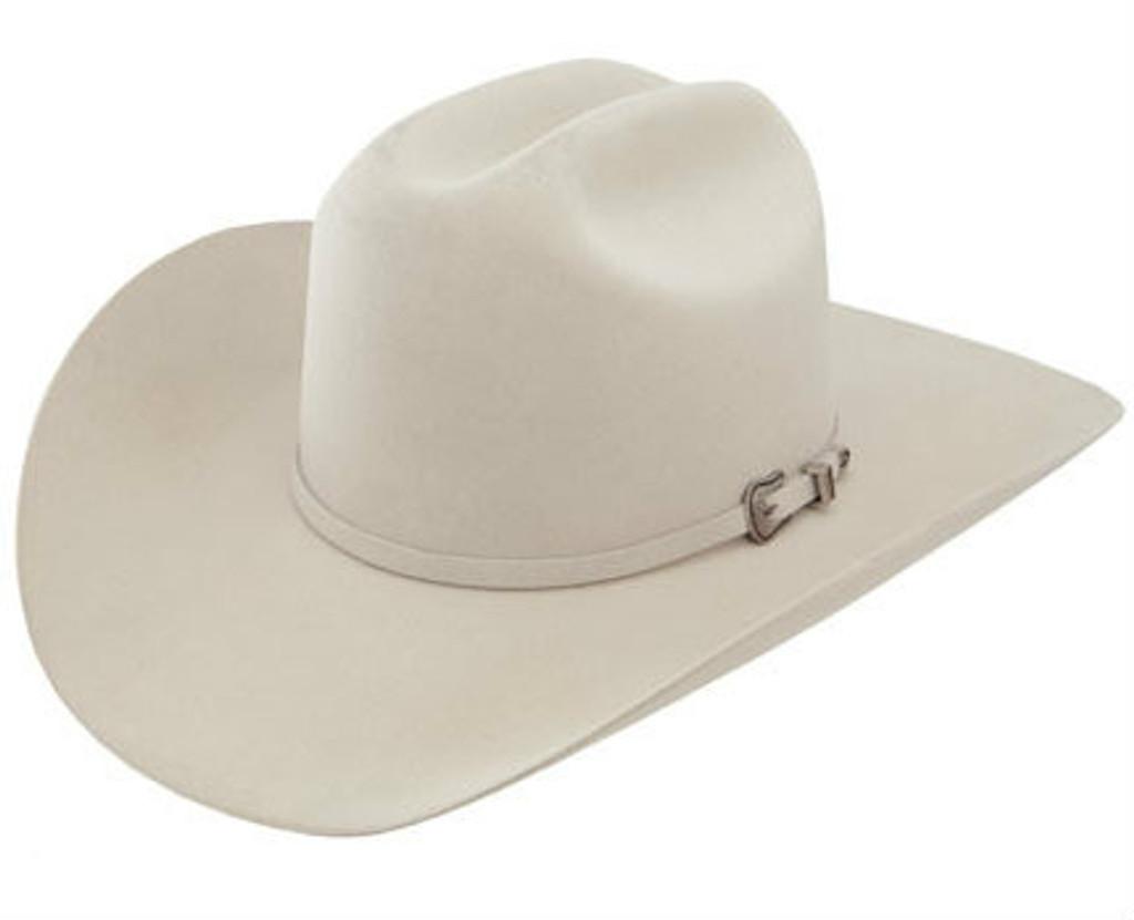 Resistol Felt Hat, Challenger Silver Belly