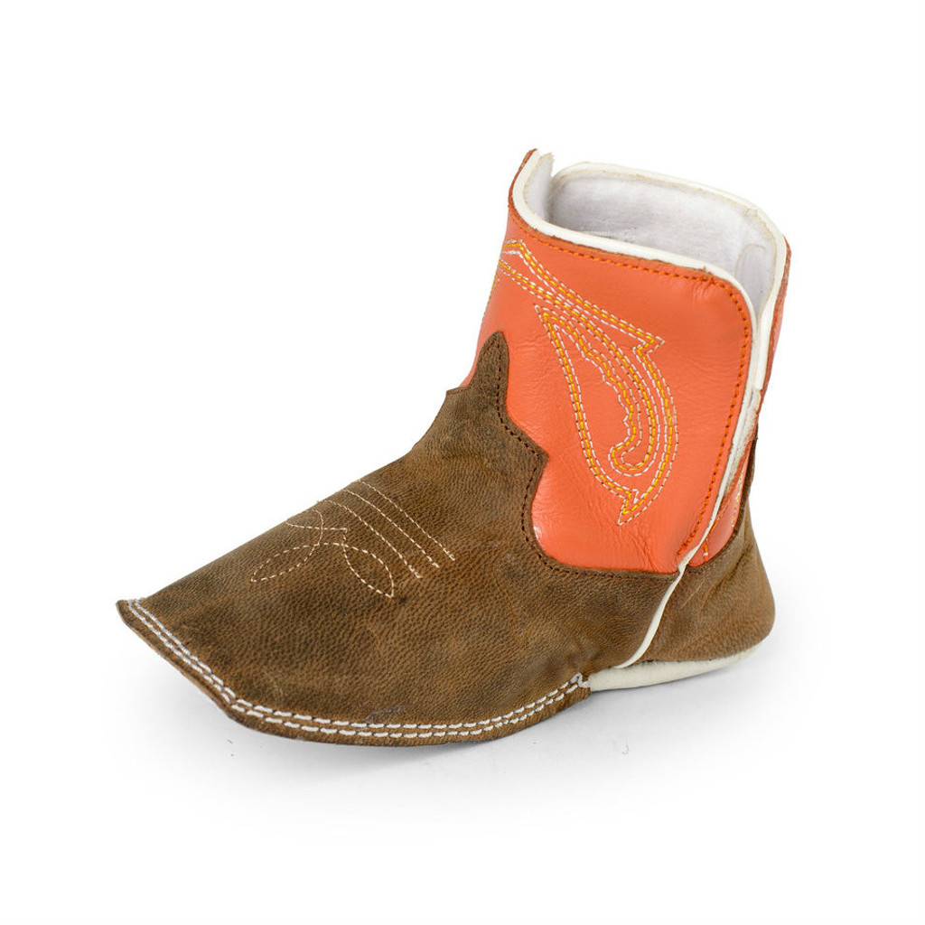Baby Anderson Bean Boot, Orange