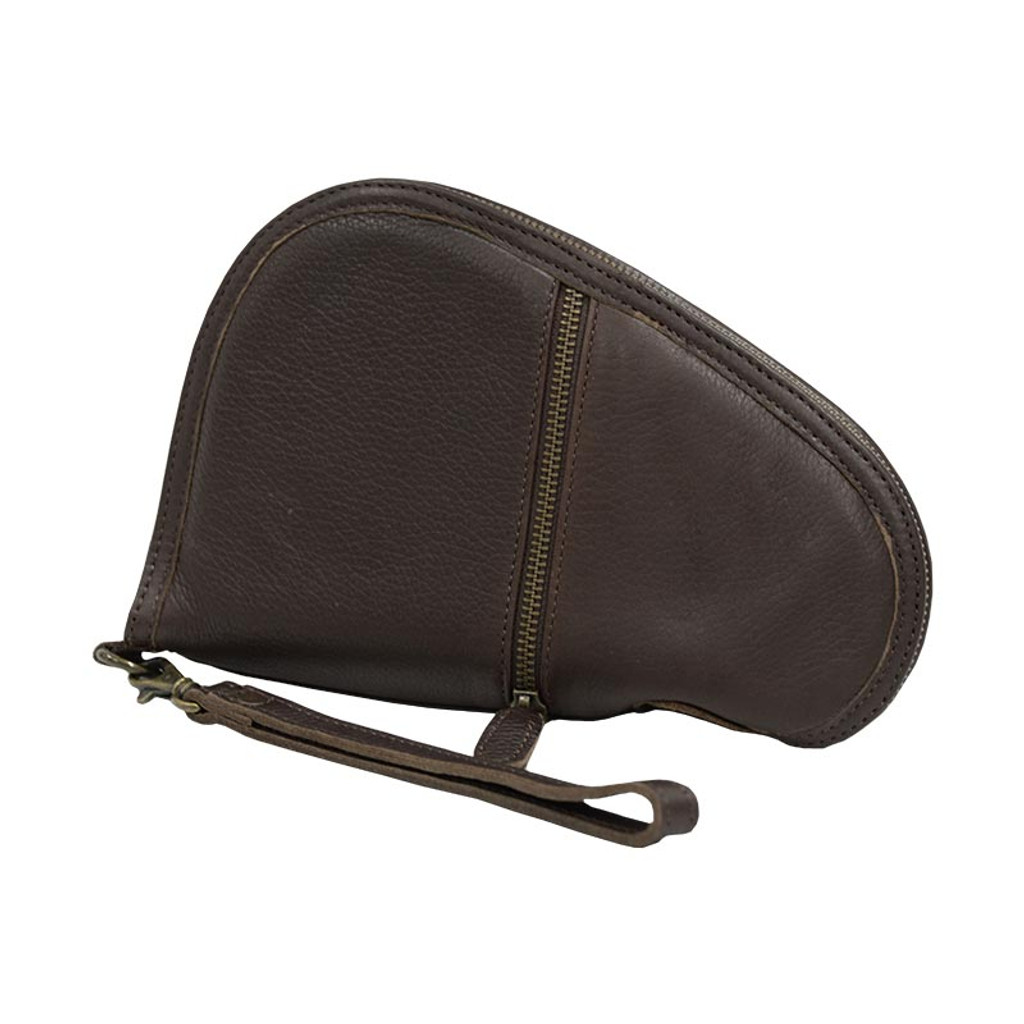STS Pistol Case, Chocolate Brown
