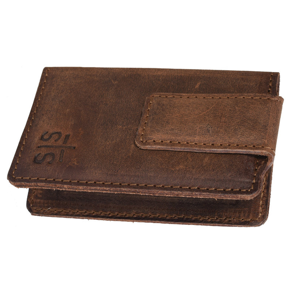Men's STS Wallet, Money Clip, Foreman's