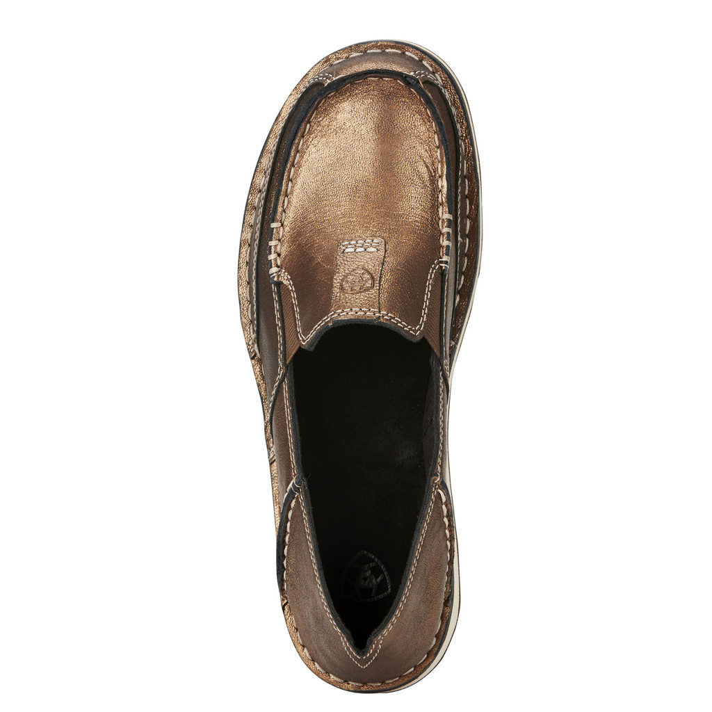 Women's Ariat Cruiser, Metallic Bronze