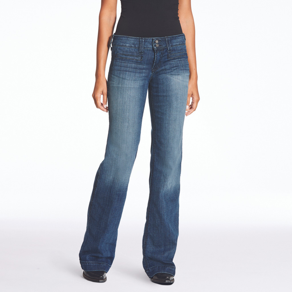 Women's Ariat Jeans, Ella Bluebell Trouser