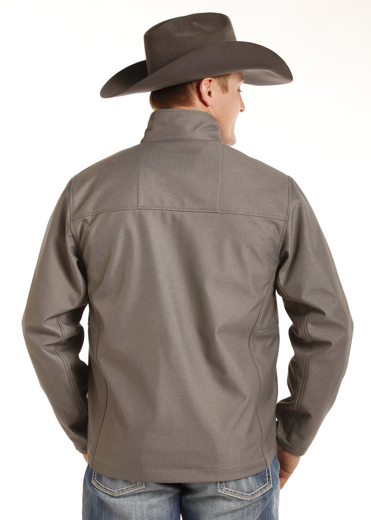 Men's Tuf Cooper Jacket, Bonded, Charcoal