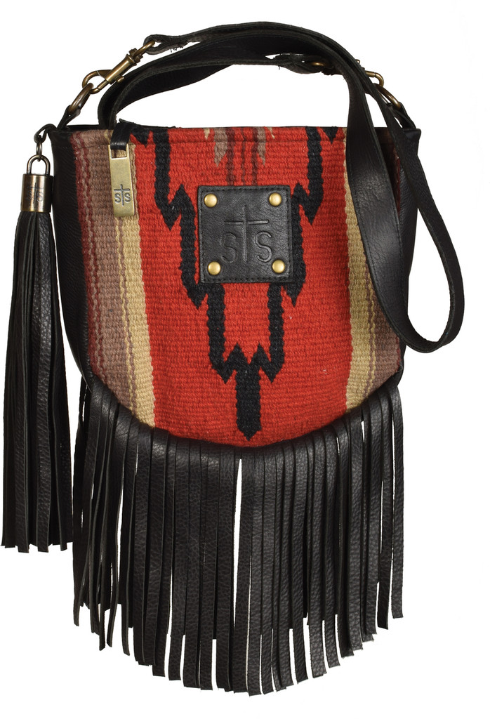 Women's STS Purse, Princess Serape