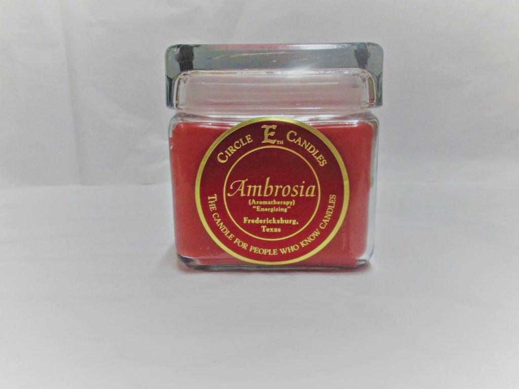 Circle E Candle, Ambrosia 28 oz.