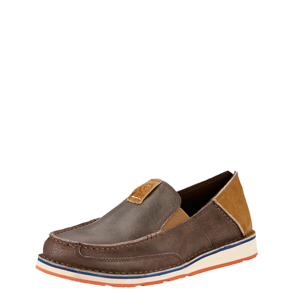 Men's Ariat Cruiser, Earth Brown