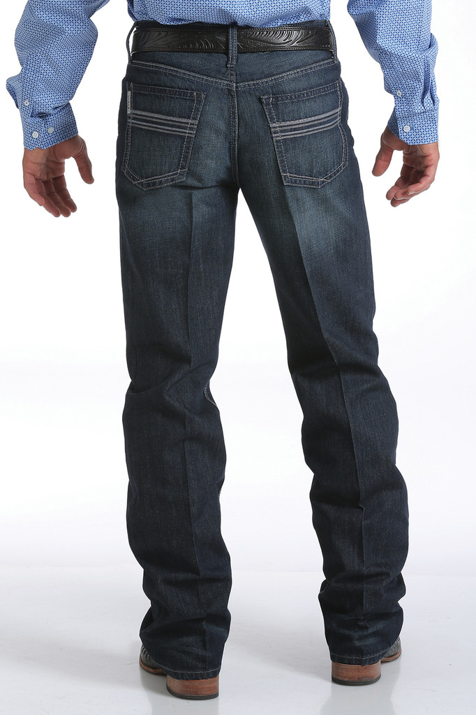 Men's Cinch Jeans, Grant, Dark Wash