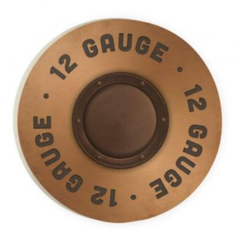 PGD Car Coaster Singles, 12 Guage