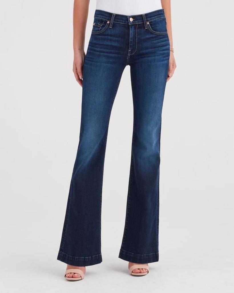 Women's 7FAMK Jeans, Dojo, Bair Fate