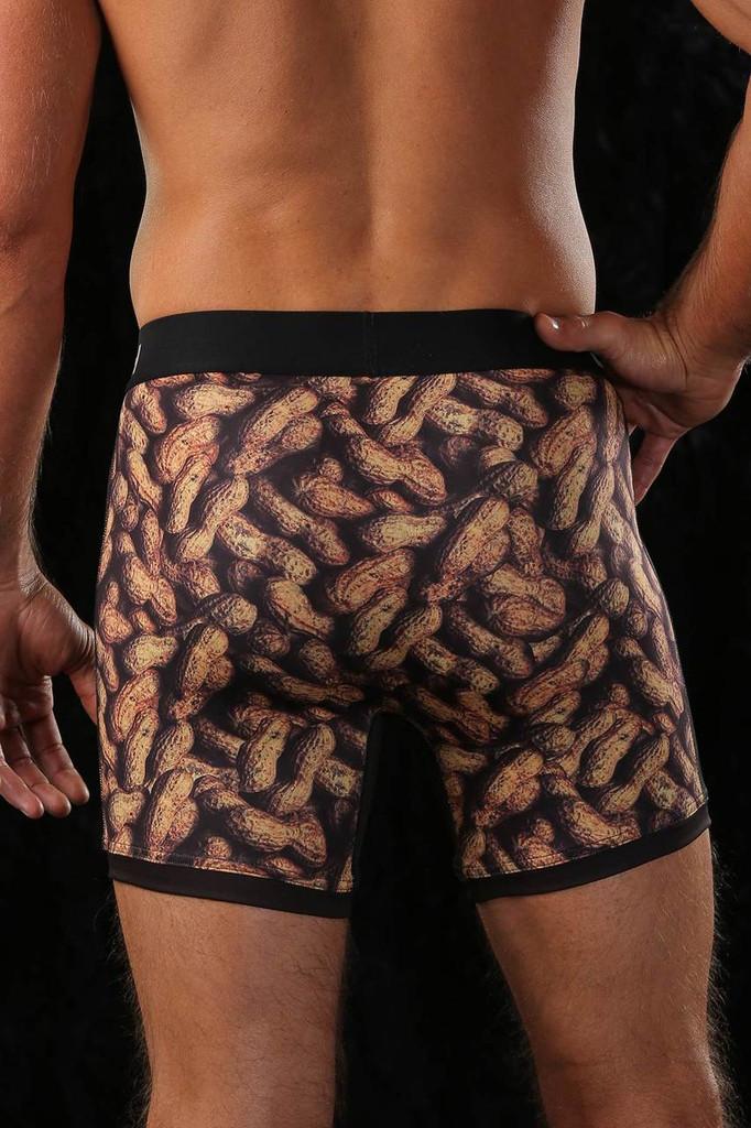 """Men's Cinch Briefs, 6"""" Squirrel"""