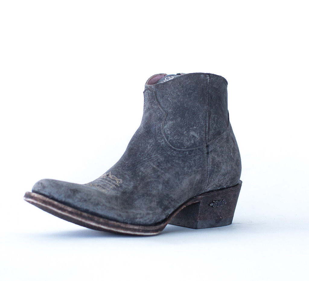 Women's Miss Macie Boots, On My Way, Gray Bootie